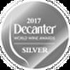 DECANTER 2017 - SILVER